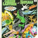 SUPER-TEAM FAMILY #12 DC Comics 1977 Green Lantern Atom