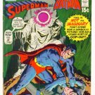 WORLDS FINEST #202 DC Comics 1971 Superman and Batman