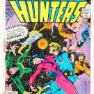 STAR HUNTERS DC Super-stars #16 DC Comics 1977
