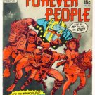 The FOREVER PEOPLE #3 DC Comics 1971 Jack Kirby
