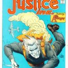 JUSTICE INC #1 DC Comics 1975 Origin The Avenger