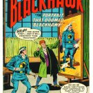 BLACKHAWK #187 DC Comics 1963