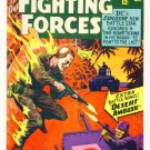 OUR FIGHTING FORCES #96 DC Comics 1965 Devil Dog WAR