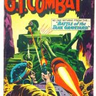 Haunted Tank G.I. COMBAT #109 DC Comics 1965