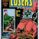 LOSERS SPECIAL #1 DC Comics DC COMICS 1985 Sgt Rock Haunted Tank