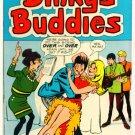 BINKY'S BUDDIES #3 DC Comics 1969 Teen Humor FINE