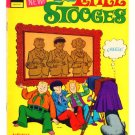The LITTLE STOOGES #1 Gold Key Comics 1972 Three Stooges