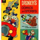 WALT DISNEY COMICS and STORIES #270 Gold Key 1963 Carl Barks