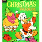 WALT DISNEY CHRISTMAS PARADE #8 Gold Key Comics 1970