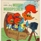 Woody Woodpecker Camera Cover DELL COMIC ALBUM #9 Dell Comics 1960