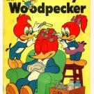 WOODY WOODPECKER #37 Dell Comics 1956 Walter Lantz