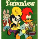 WALTER LANTZ NEW FUNNIES #253 Dell Comics 1958