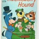 HUCKLEBERRY HOUND #8 Dell Comics 1960 Hanna-Barbera