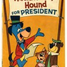 HUCKLEBERRY HOUND Dell Comics 1960 Four Color #1141 Hanna-Barbera