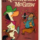 QUICK DRAW McGRAW #2 Dell Comics 1960 Hanna-Barbera