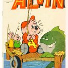 ALVIN #24 Dell Comics 1972 and the Chipmunks