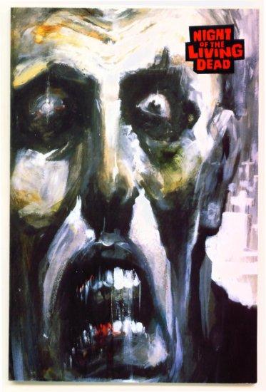 NIGHT of the LIVING DEAD #1 Fantco 1991 George Romero