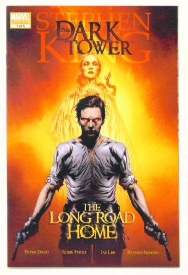 Stephen King DARK TOWER Long Road Home #1 Marvel Comics 2008