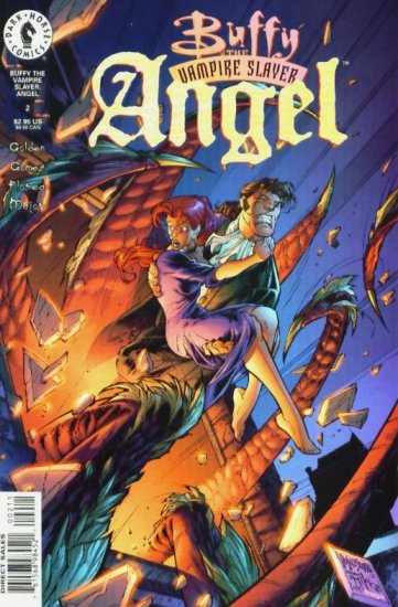 ANGEL #2 Dark Horse Comics 1999 Buffy Vampire Slayer