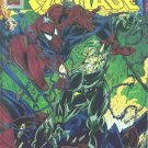 SPIDER-MAN MAXIMUM CLONAGE OMEGA #1 Marvel Comics 1995 foil cover