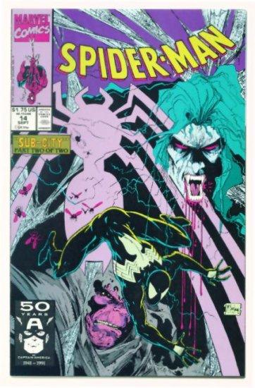 SPIDER-MAN #14 Marvel Comics 1991 NM