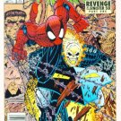 SPIDER-MAN #18 Marvel Comics 1992 NM Ghost Rider