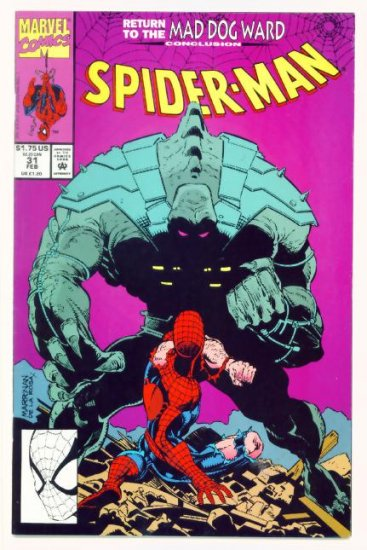 SPIDER-MAN #31 Marvel Comics 1993 NM