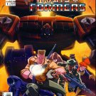 GI JOE VS TRANSFORMERS #1 Image Comics 2003 #1C