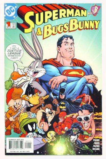 SUPERMAN and BUGS BUNNY #1 DC Comics 2000 NM