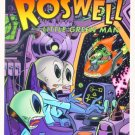ROSWELL LITTLE GREEN MAN #2 Bongo Comics 1996