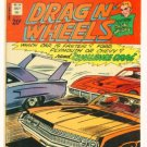 DRAG N WHEELS #54 Charlton Comics 1972 Hot Rod