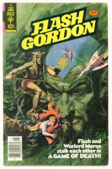 FLASH GORDON #23 Gold Key Comics 1979