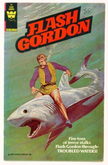 FLASH GORDON #30 Gold Key Comics 1979