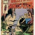 VALLEY of the DINOSAURS #3 Charlton Comics 1976 Hanna-Barbera