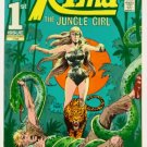 RIMA JUNGLE GIRL #1 DC Comics 1974 Origin