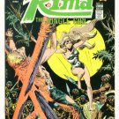 RIMA JUNGLE GIRL #4 DC Comics 1974