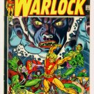 The Power of the WARLOCK #1 Marvel Comics 1972