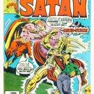 The SON of SATAN #5 Marvel Comics 1976