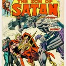 MARVEL SPOTLIGHT #17 Marvel Comics 1974  The SON of SATAN