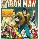 IRON MAN #101 Marvel Comics 1977 FRANKENSTEIN