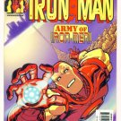 THE INVINCIBLE IRON MAN ANNUAL Marvel Comics 2000
