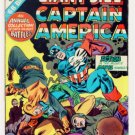 CAPTAIN AMERICA GIANT SIZE #1 Marvel Comics 1975