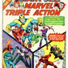 MARVEL TRIPLE ACTION GIANT SIZE #1 Marvel Comics 1975