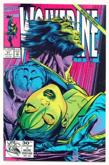 WOLVERINE #57 Marvel Comics 1992 NM