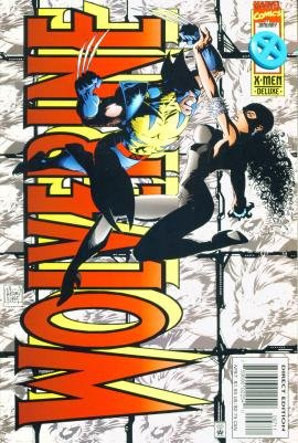 WOLVERINE #97 Marvel Comics 1996 NM