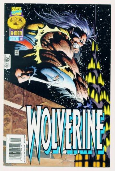 WOLVERINE #102 Marvel Comics 1996 NM