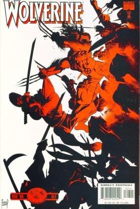 WOLVERINE #107 Marvel Comics 1996 NM