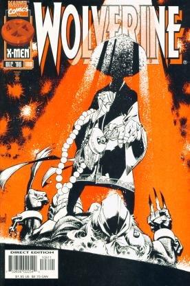 WOLVERINE #108 Marvel Comics 1996 NM