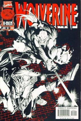 WOLVERINE #109 Marvel Comics 1997 NM
