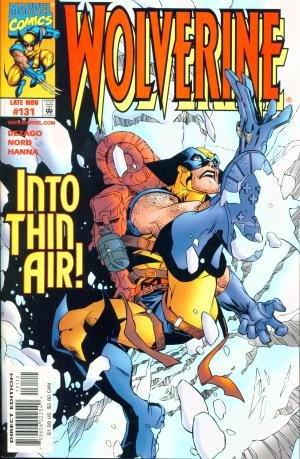 WOLVERINE #131 Marvel Comics 1998 NM